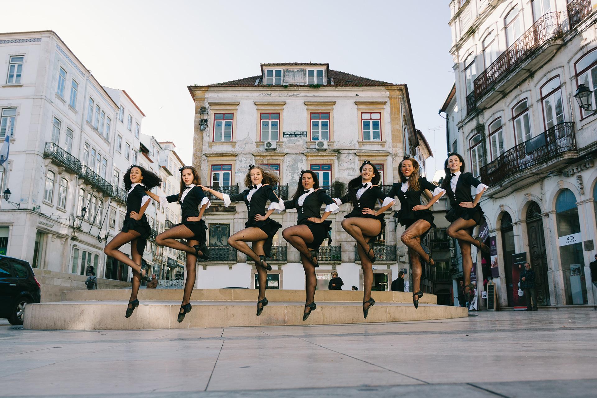 Dança Jazz