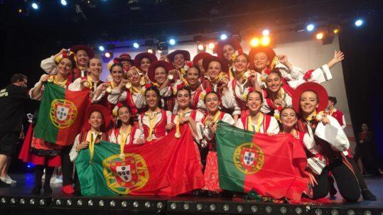 DNA_SERBIAN DANCE gold medal